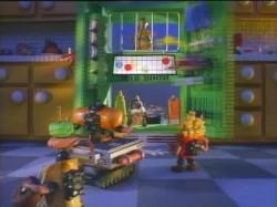 Mattel - Food Fighters